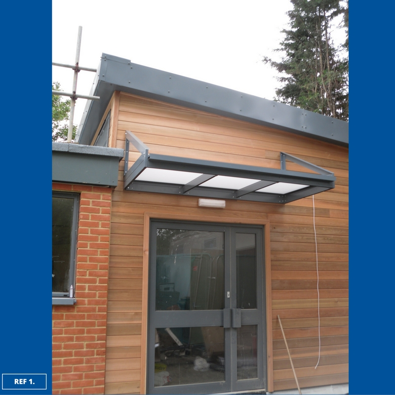 Cantilever Canopies. prev & Cantilever Canopies - School Commercial and Entrance Canopies